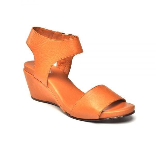 Pietra Ortopedik Sandalet Taba