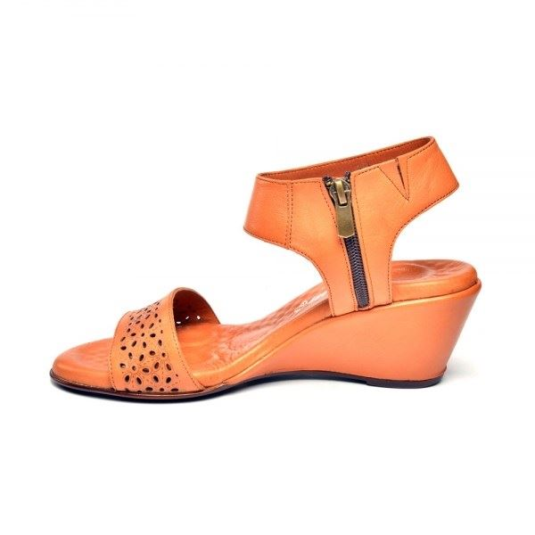 Rachele Ortopedik Sandalet Taba