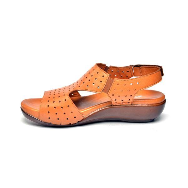 Marsala Ortopedik Sandalet Taba