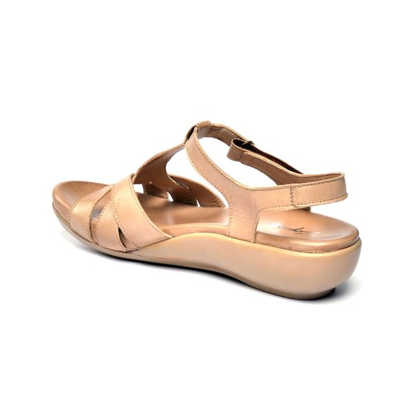 Maximo Ortopedik Sandalet Kum