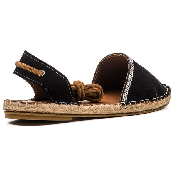 Tierra Kadın Ayakkabı Siyah Süet