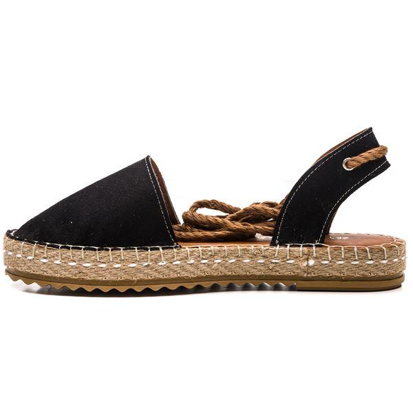 Terza Kadın Ayakkabı Siyah Süet