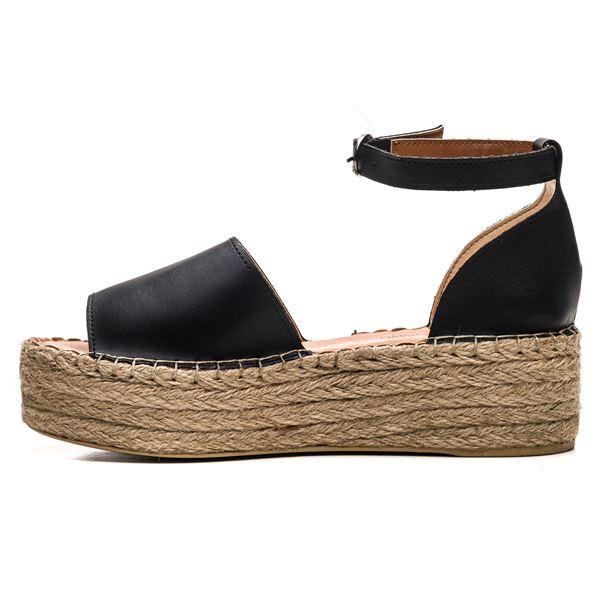 Bionda Kadın Sandalet Siyah