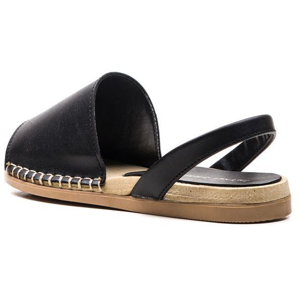 Alanzo Sandalet Siyah
