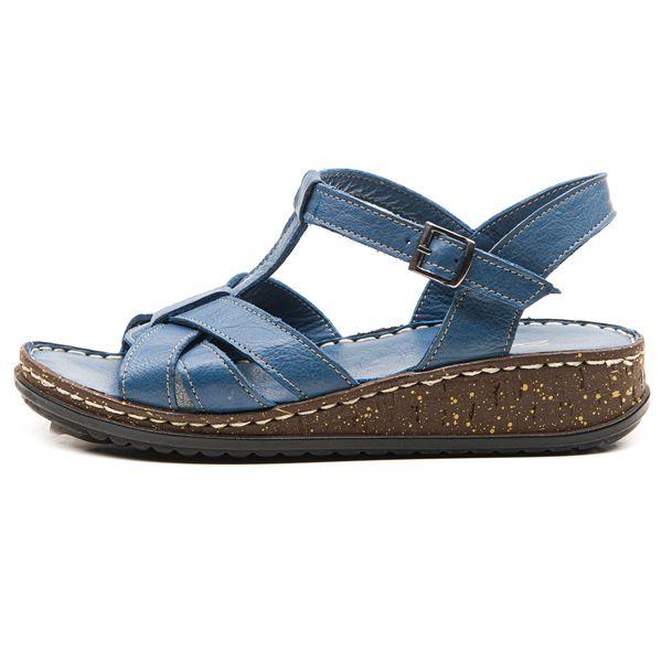 Brisha Kadın Sandalet Mavi