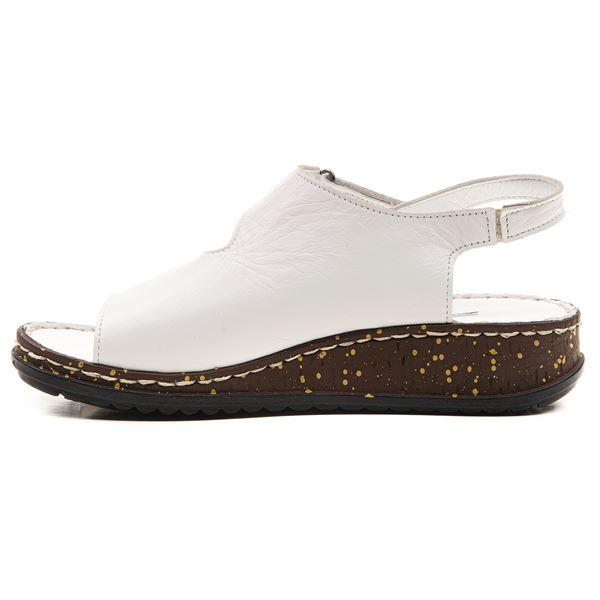 Esperanza Kadın Sandalet Beyaz