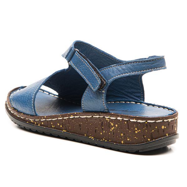 Esperanza Kadın Sandalet Mavi
