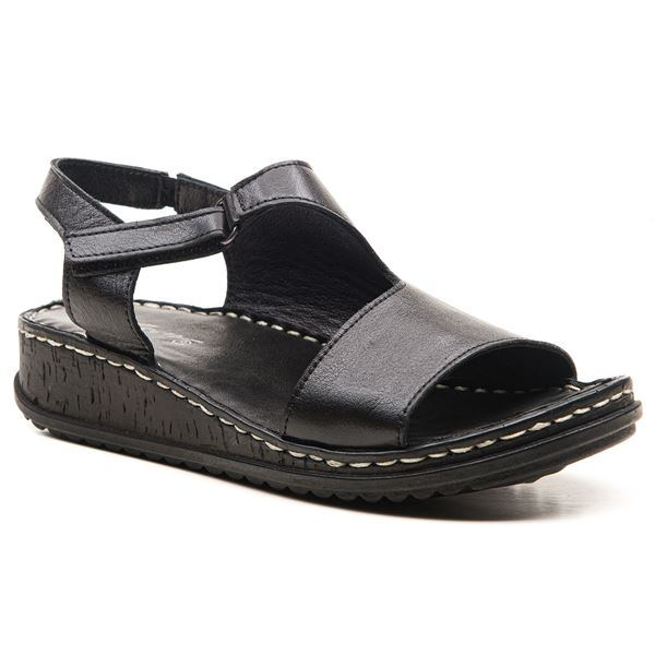 Esperanza Kadın Sandalet Siyah