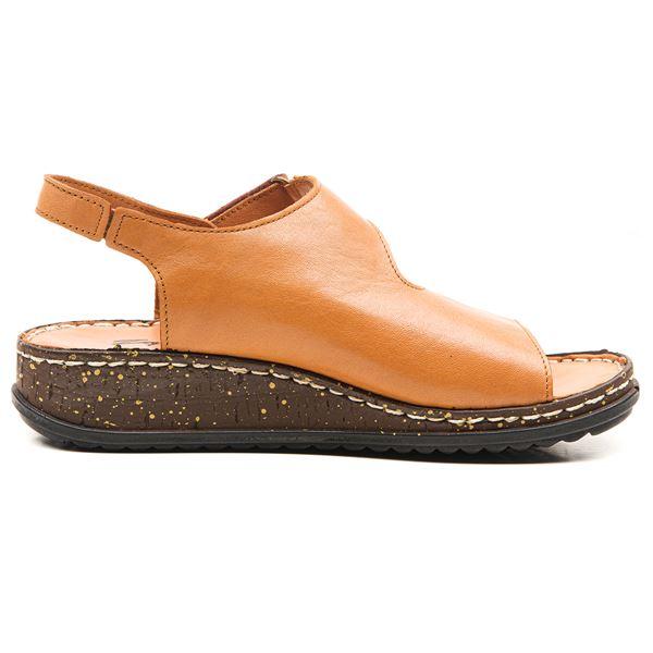 Esperanza Kadın Sandalet Taba