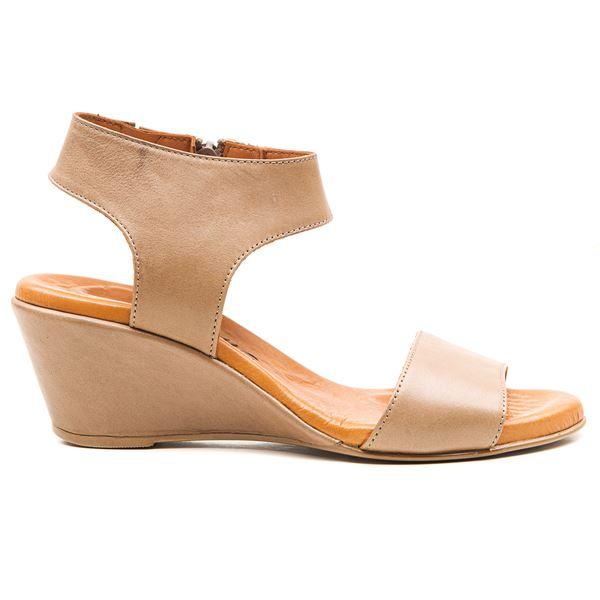 Pietra Ortopedik Sandalet Kum