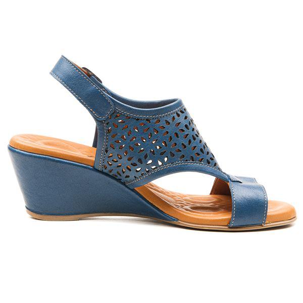 Fermina Kadın Sandalet Mavi