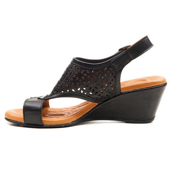 Fermina Kadın Sandalet Siyah