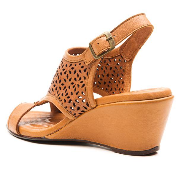Fermina Kadın Sandalet Taba