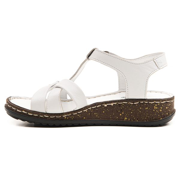 Filipa Kadın Sandalet Beyaz