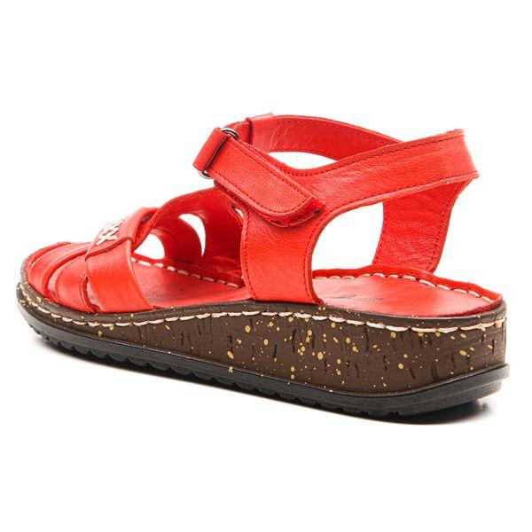 Filipa Kadın Sandalet Kırmızı