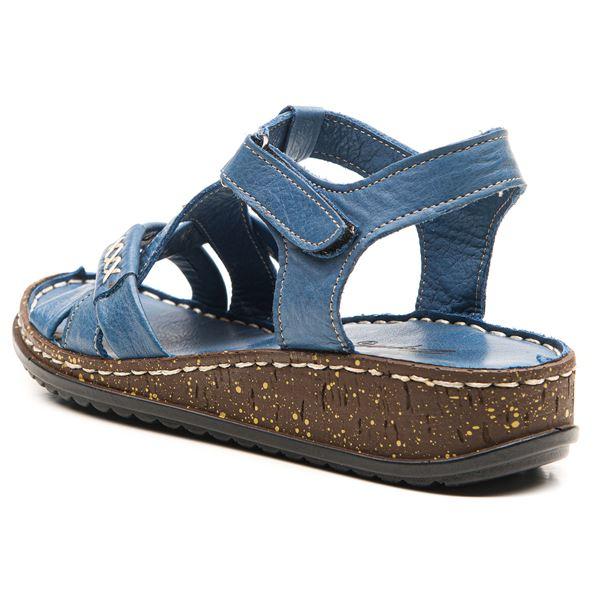 Filipa Kadın Sandalet Mavi