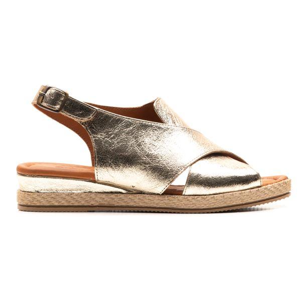 Trella Kadın Sandalet Dore