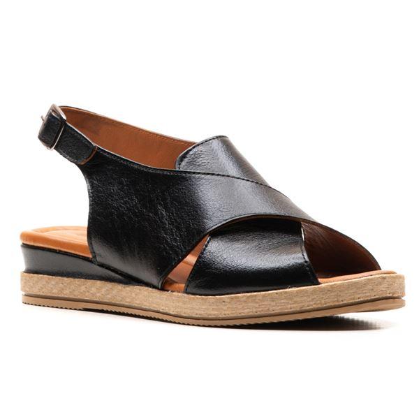 Trella Kadın Sandalet Siyah