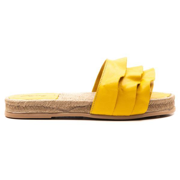 Sarita Kadın Terlik Sarı
