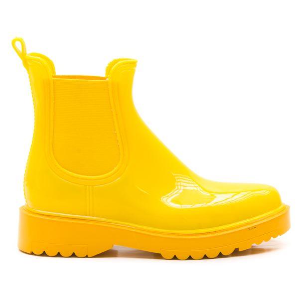 Tajo Kadın Bot Sarı Rugan
