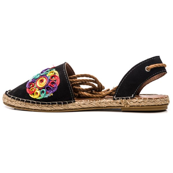 Fabio Kadın Ayakkabı Siyah Süet