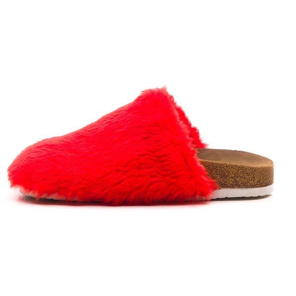 Orina Kadın Terlik Kırmızı