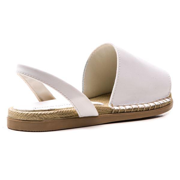 Alanzo Sandalet Beyaz