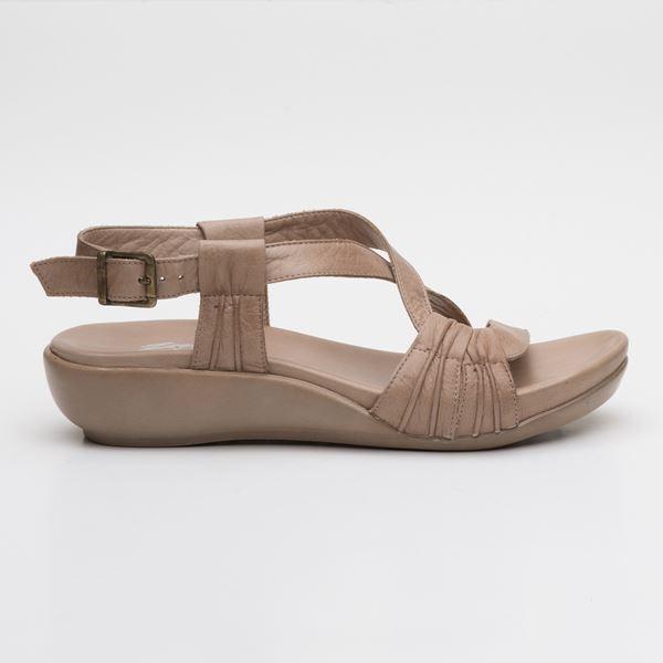 Patrizia Ortopedik Sandalet Kum