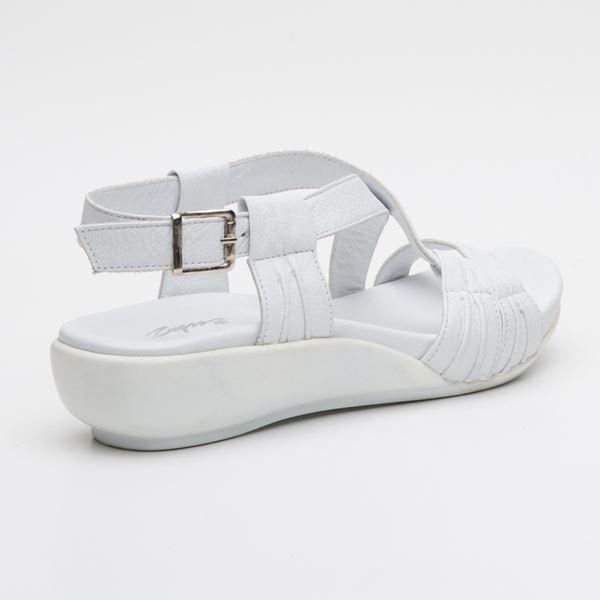 Patrizia Ortopedik Sandalet Beyaz