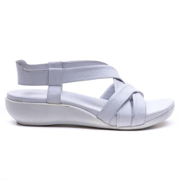 Mintha Sandalet Beyaz