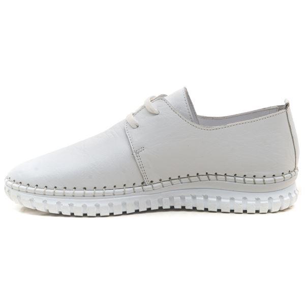 Orivva Kadın Deri Ayakkabı Beyaz