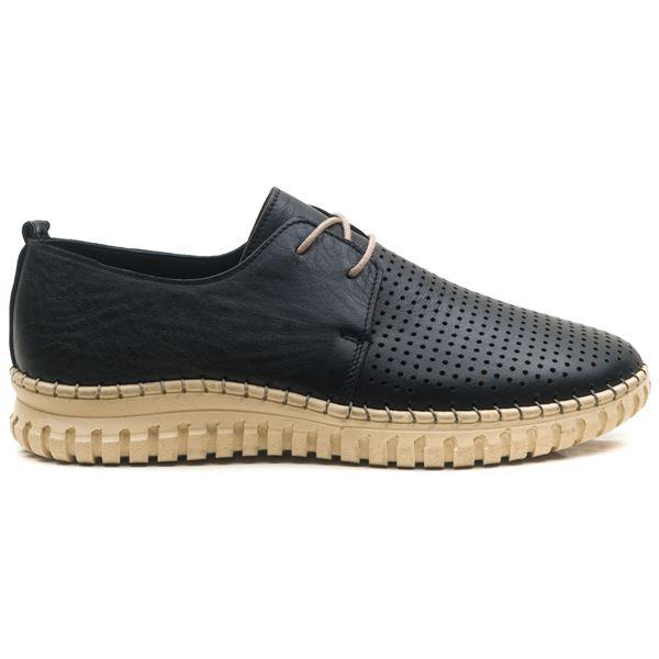 Helena Kadın Deri Ayakkabı Siyah