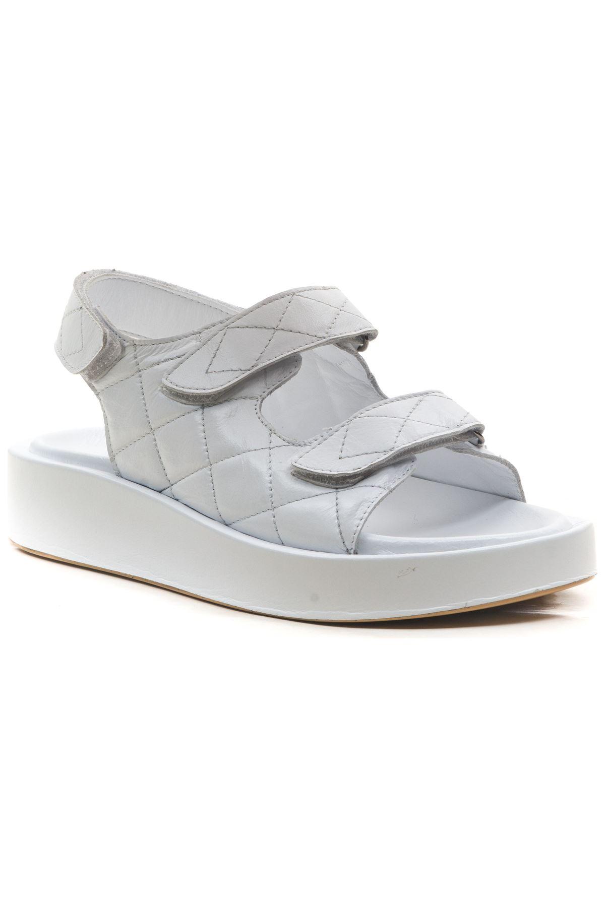 Arizonna Kadın Sandalet Beyaz
